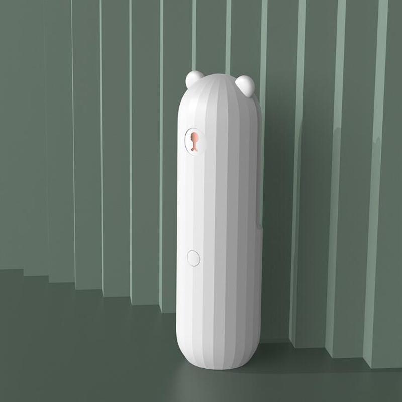 Mini-Ventiladores-PortaTiles-de-Mano-Lovely-Small-Bear-USB-Ventilador-de-Es-E9K7 miniatura 11