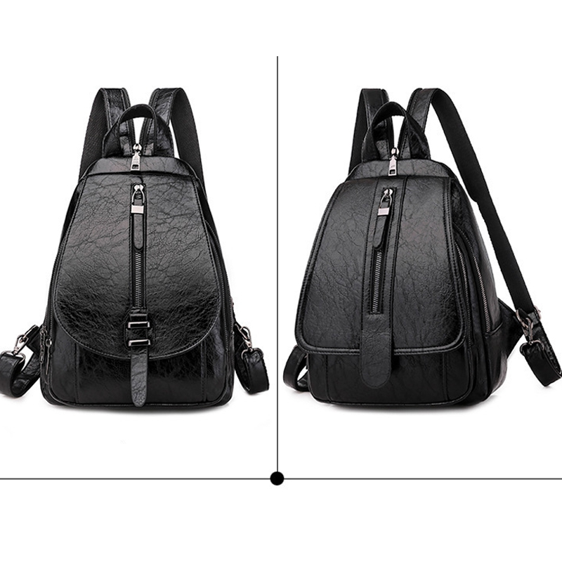 Women-039-s-Small-Backpack-Backpack-Travel-Back-Bag-Chest-Shoulder-Bag-DiagonalX8T5 thumbnail 7