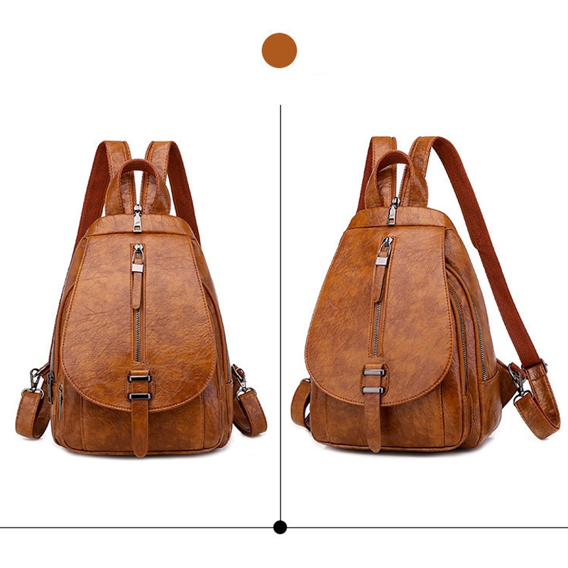 Women-039-s-Small-Backpack-Backpack-Travel-Back-Bag-Chest-Shoulder-Bag-DiagonalX8T5 thumbnail 15
