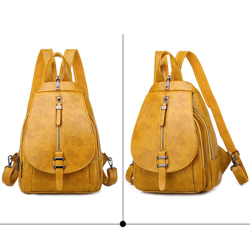 Women-039-s-Small-Backpack-Backpack-Travel-Back-Bag-Chest-Shoulder-Bag-DiagonalX8T5 thumbnail 21