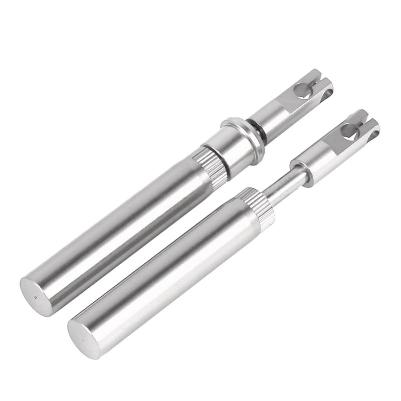 2PCS-Amortiguador-Delantero-de-Metal-Mejorado-para-X-Rider-Flamingo-1-8-RC-E3T1 miniatura 12