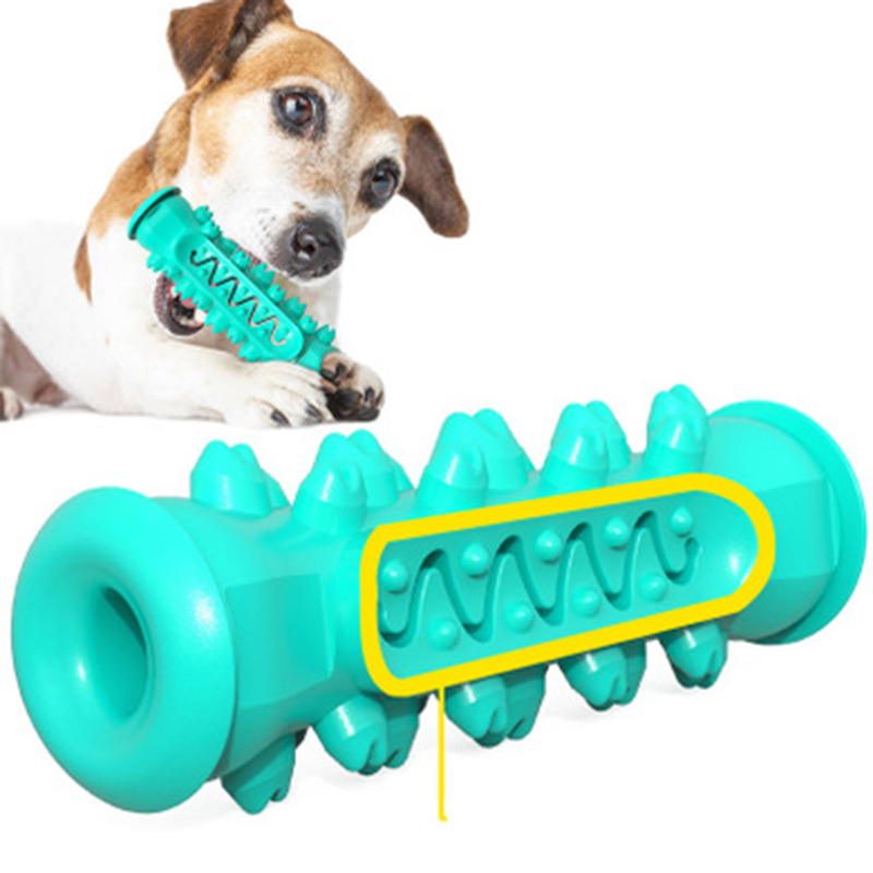 Dog-Molar-Toy-Multifunction-Pet-Chew-Toys-Double-Suction-Cup-Dog-Pull-Ball-F3I2 thumbnail 3