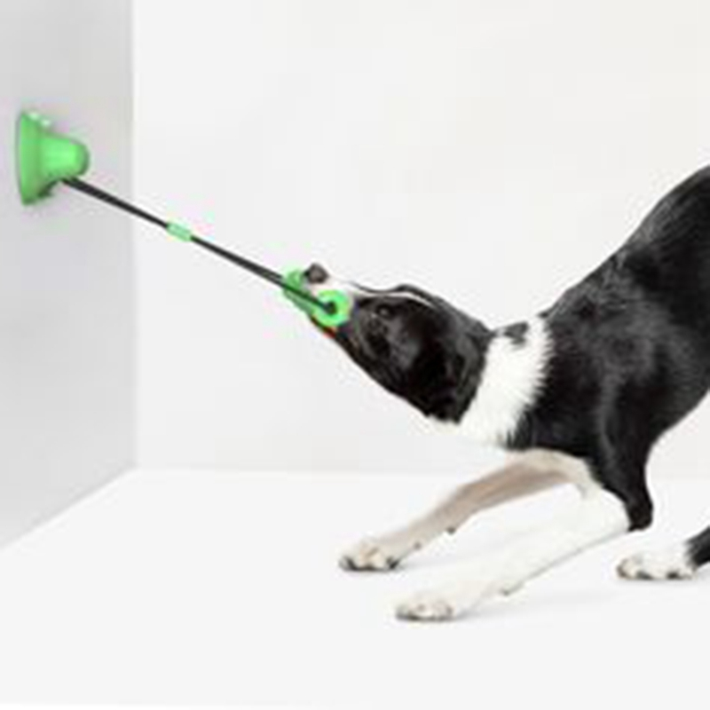 Dog-Molar-Toy-Multifunction-Pet-Chew-Toys-Double-Suction-Cup-Dog-Pull-Ball-F3I2 thumbnail 8