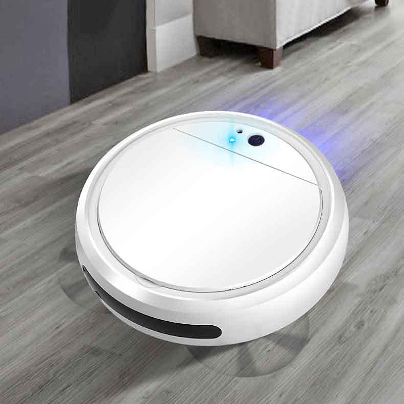2X(Automatic Sweeping Robot Mini Home Portable Intelligent Vacuum Cleaner U Z2Z3