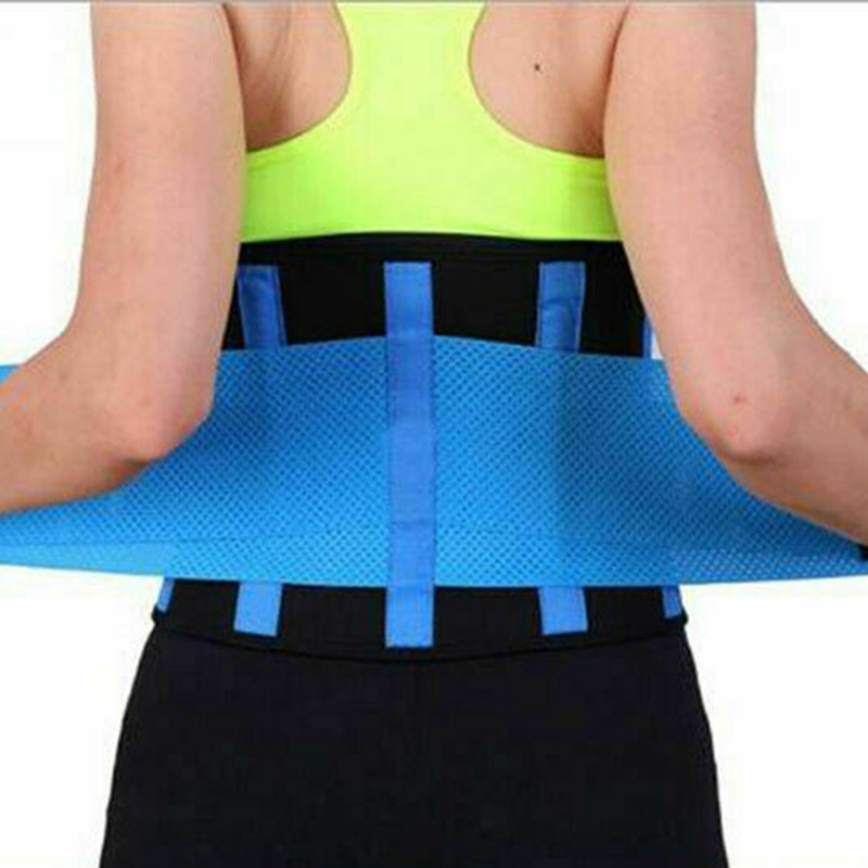 thumbnail 8 - 1X(Women's Sports Belt Waist Instructor Belt Adjustable Fitness Belt for Ru V8S5