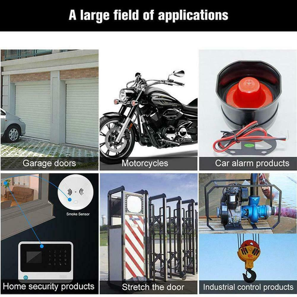1X-433MHZ-Remote-Control-Garage-Gate-Door-Opener-Remote-Control-Duplicator-J6H2 thumbnail 7