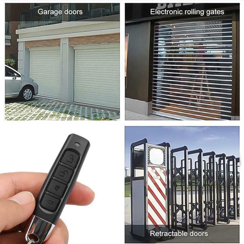 1X-433MHZ-Remote-Control-Garage-Gate-Door-Opener-Remote-Control-Duplicator-J6H2 thumbnail 8