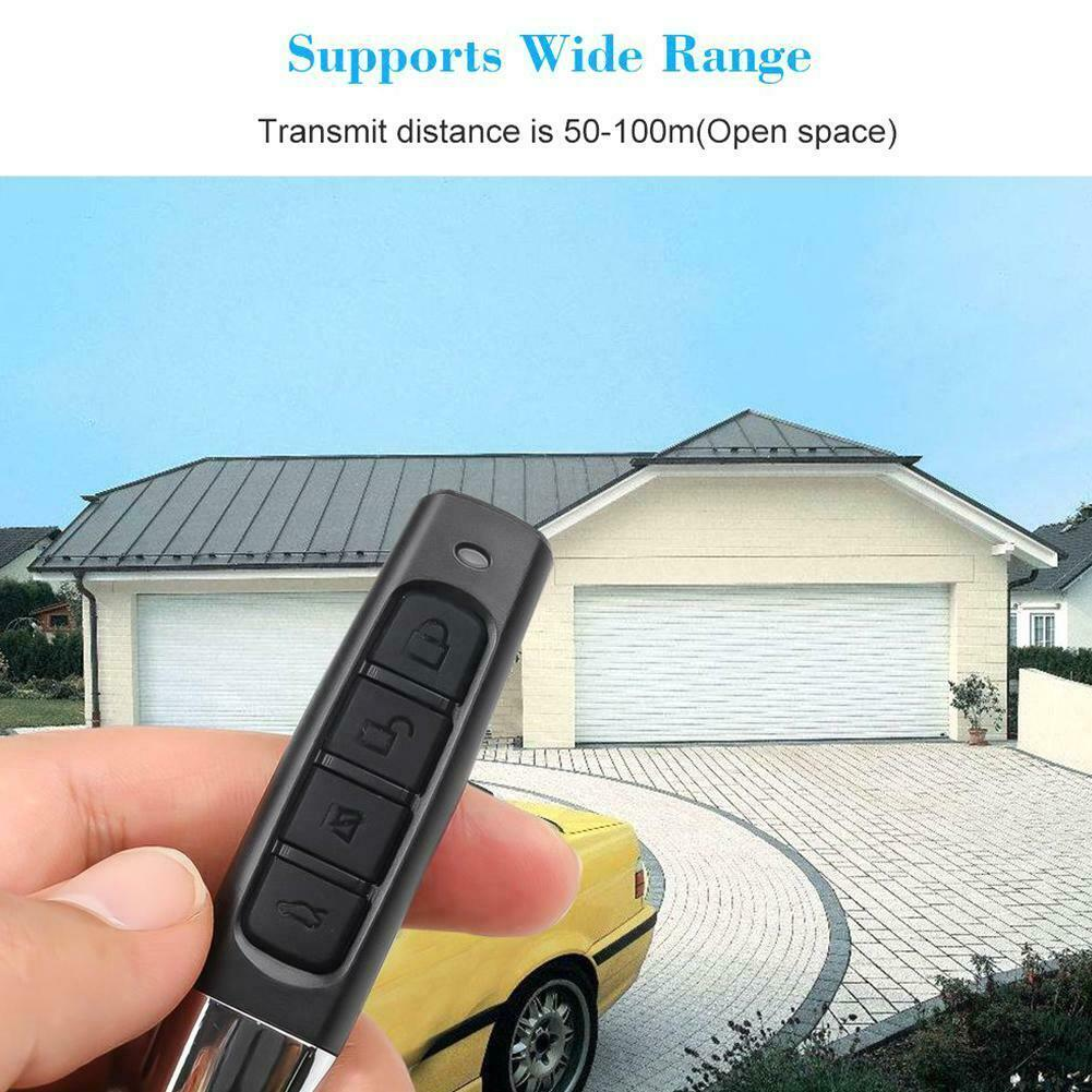 1X-433MHZ-Remote-Control-Garage-Gate-Door-Opener-Remote-Control-Duplicator-J6H2 thumbnail 10