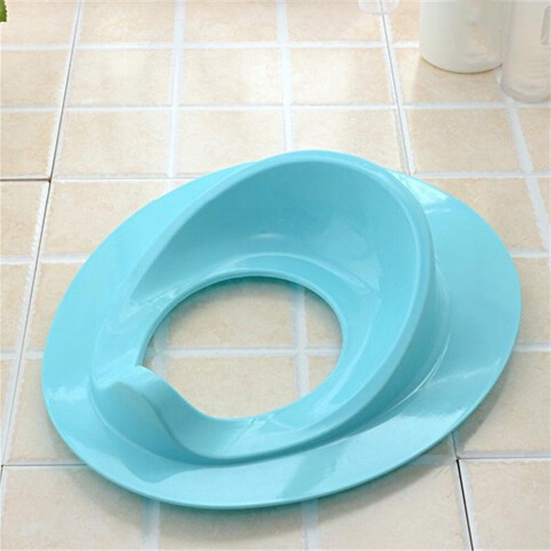 thumbnail 13 - 1X(Baby Toilet Potty Training Seat Kids Potty Seat Pad Non-Slip Splash Guar W6S8