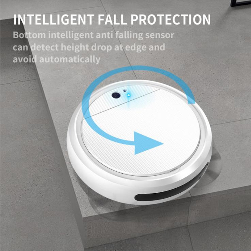 Four in One Sweeping Robot Multifunction Automatic Household Cleaner Intel D4Q9