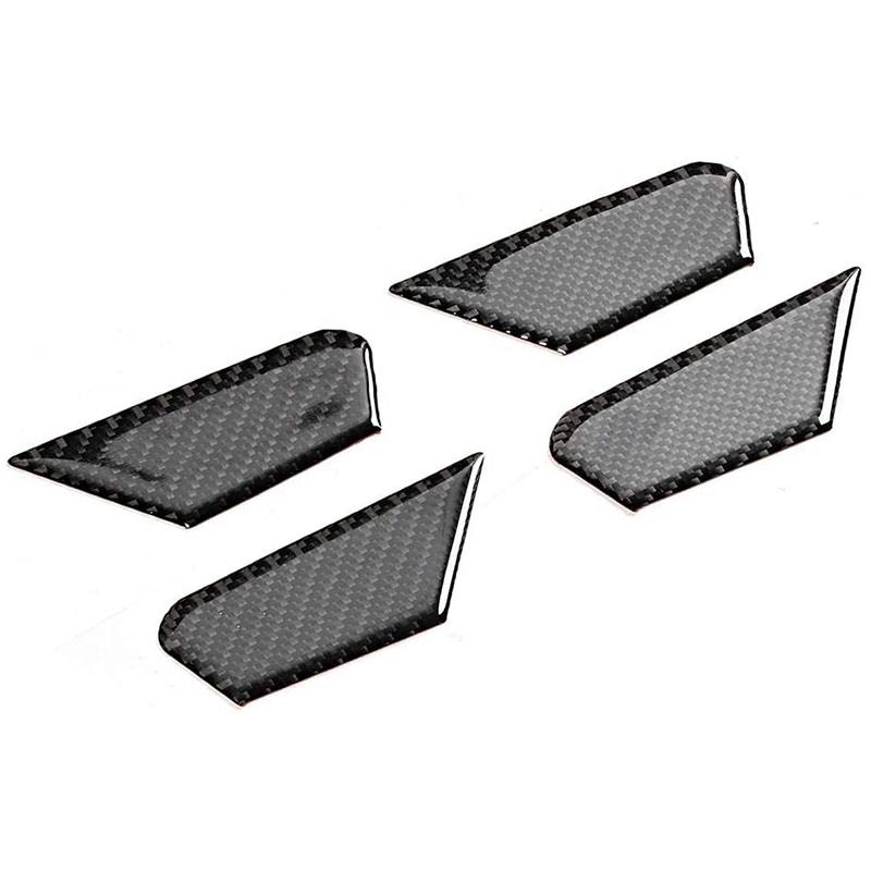Indexbild 4 - Kohle Faser Innen TüR Schalen Abdeckung Auto ZubehöR Kompatibel mit Alfa Ro V5I5
