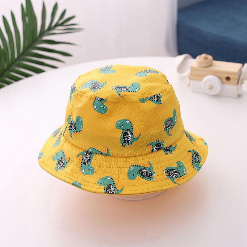 Baby Kids Boy Toddler Summer Hat Bush Bucket Sharp Design Sun Cotton