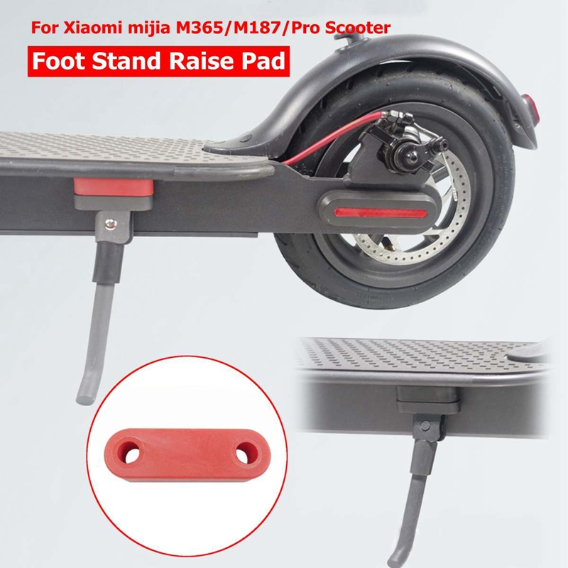 Electric-Scooter-Rear-Mudguard-Bracket-Dashboard-Cover-Hook-Damping-Fender-E1H8 thumbnail 5