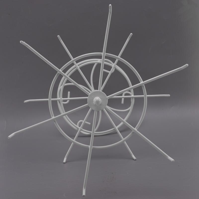 Indexbild 12 - Doppelter Metall Schmuck Rahmen Ohrring Halsketten Armband Ausstellungs Sta U1I3