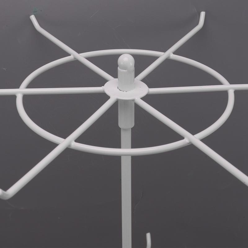 Indexbild 17 - Doppelter Metall Schmuck Rahmen Ohrring Halsketten Armband Ausstellungs Sta U1I3