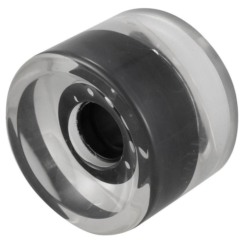 miniatura 8 - 4 Piezas en Blanco Longboard Cruiser Skateboard Wheels 70X51Mm 80A Parts J8X6