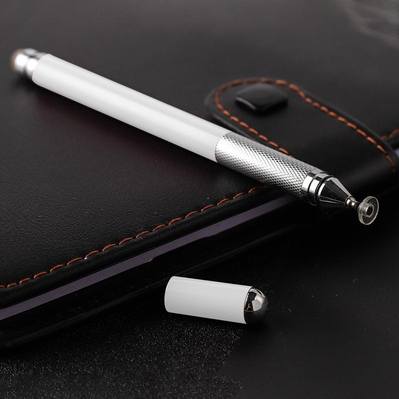 miniature 8 - 1X(Stylo Capacitif à Double Contact, Ventouse Pen Twoin One pour Kindle et Q5C3