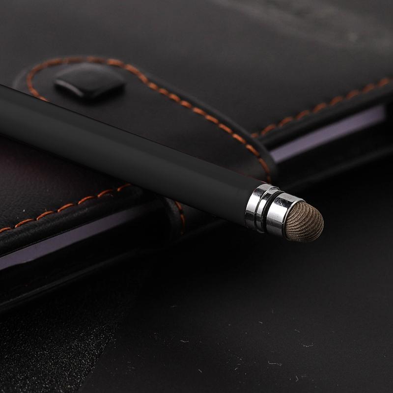 miniature 10 - 1X(Stylo Capacitif à Double Contact, Ventouse Pen Twoin One pour Kindle et Q5C3