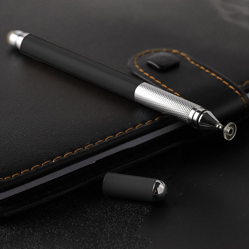 miniature 11 - 1X(Stylo Capacitif à Double Contact, Ventouse Pen Twoin One pour Kindle et Q5C3