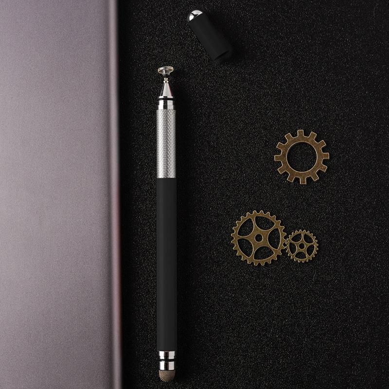 miniature 13 - 1X(Stylo Capacitif à Double Contact, Ventouse Pen Twoin One pour Kindle et Q5C3