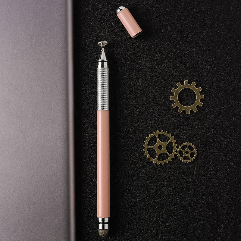 miniature 16 - 1X(Stylo Capacitif à Double Contact, Ventouse Pen Twoin One pour Kindle et Q5C3