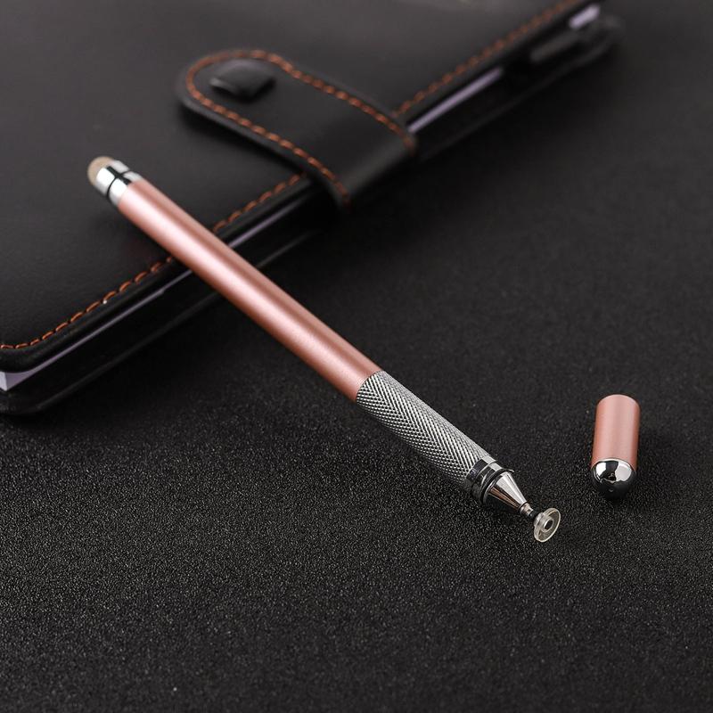 miniature 17 - 1X(Stylo Capacitif à Double Contact, Ventouse Pen Twoin One pour Kindle et Q5C3