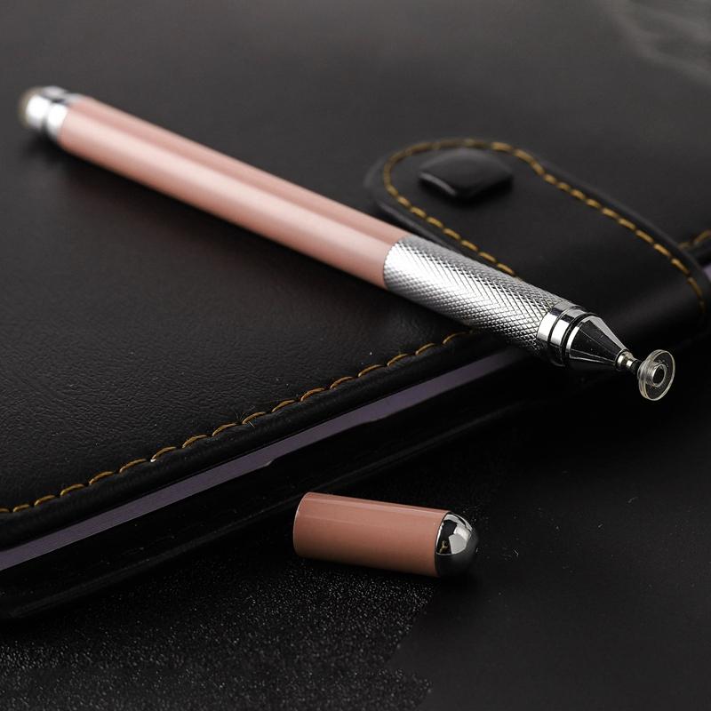 miniature 20 - 1X(Stylo Capacitif à Double Contact, Ventouse Pen Twoin One pour Kindle et Q5C3