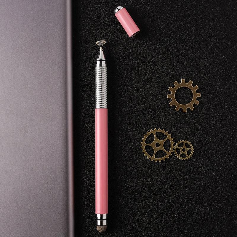 miniature 23 - 1X(Stylo Capacitif à Double Contact, Ventouse Pen Twoin One pour Kindle et Q5C3