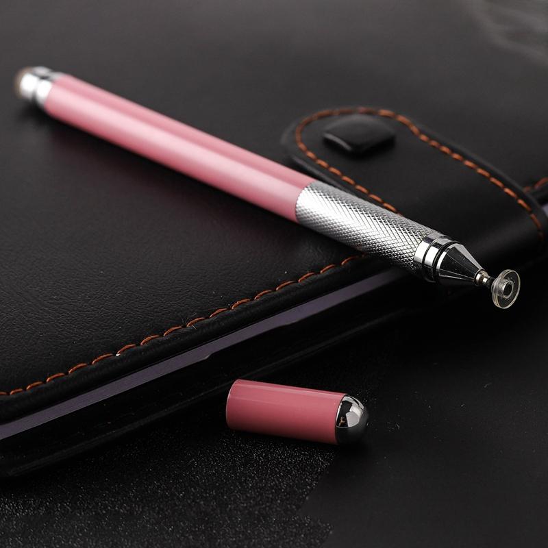 miniature 27 - 1X(Stylo Capacitif à Double Contact, Ventouse Pen Twoin One pour Kindle et Q5C3