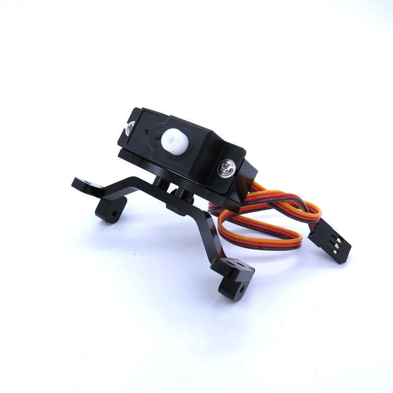 miniature 11 - SièGe de Base de Tige de Traction en MéTal et Support de Servo D'Axe Vers l S2C2