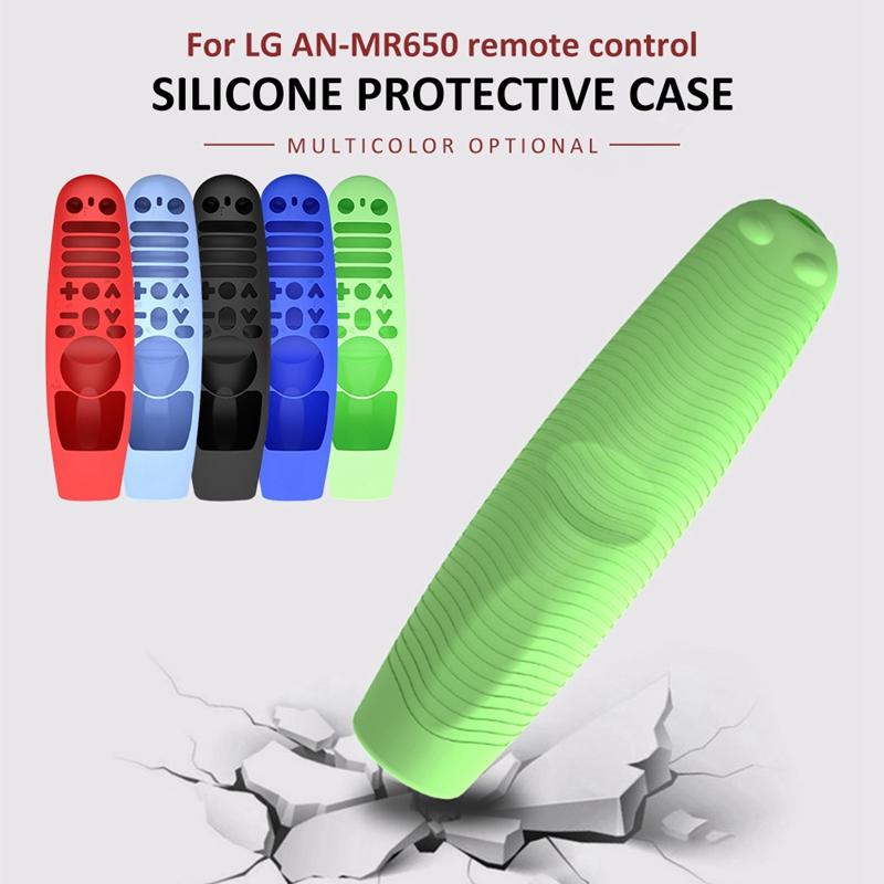 Housse-de-Protection-pour-TeLeCommande-LG-AN-MR650-AN-MR18BA-AN-MR19BA-M1N2 miniature 5