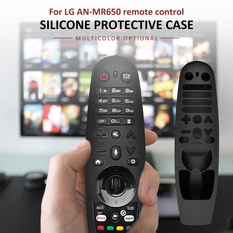 Housse-de-Protection-pour-TeLeCommande-LG-AN-MR650-AN-MR18BA-AN-MR19BA-M1N2 miniature 6