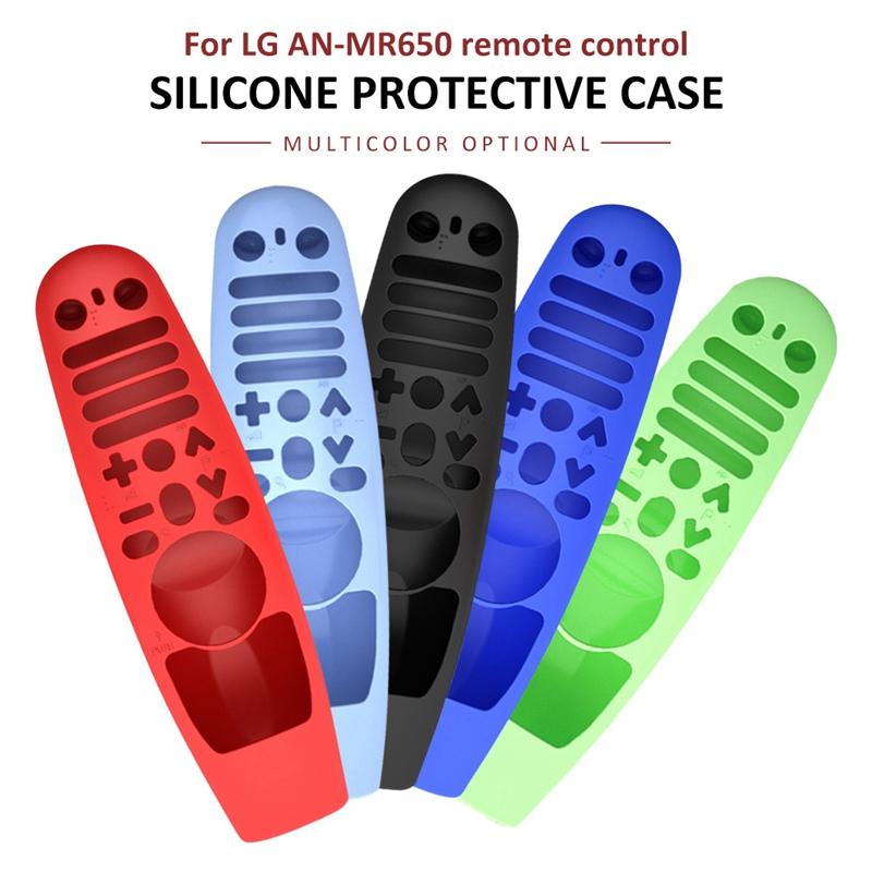 Housse-de-Protection-pour-TeLeCommande-LG-AN-MR650-AN-MR18BA-AN-MR19BA-M1N2 miniature 8