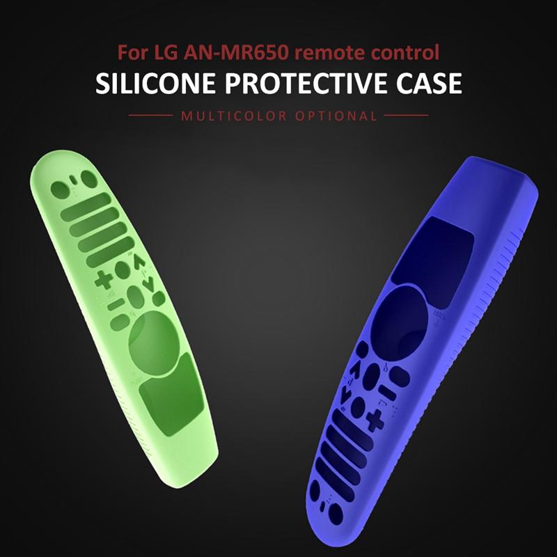 Housse-de-Protection-pour-TeLeCommande-LG-AN-MR650-AN-MR18BA-AN-MR19BA-M1N2 miniature 24