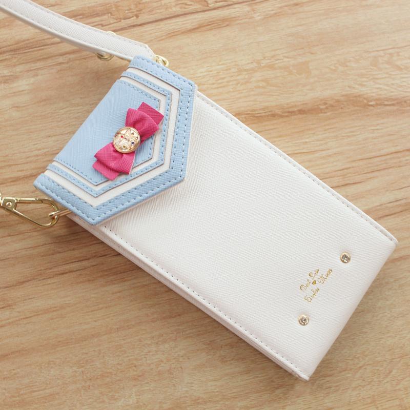 1X-Nouveau-Telephone-Portable-Portefeuille-Grande-Capacite-Etudiant-Mignon-P9P2 miniatura 9