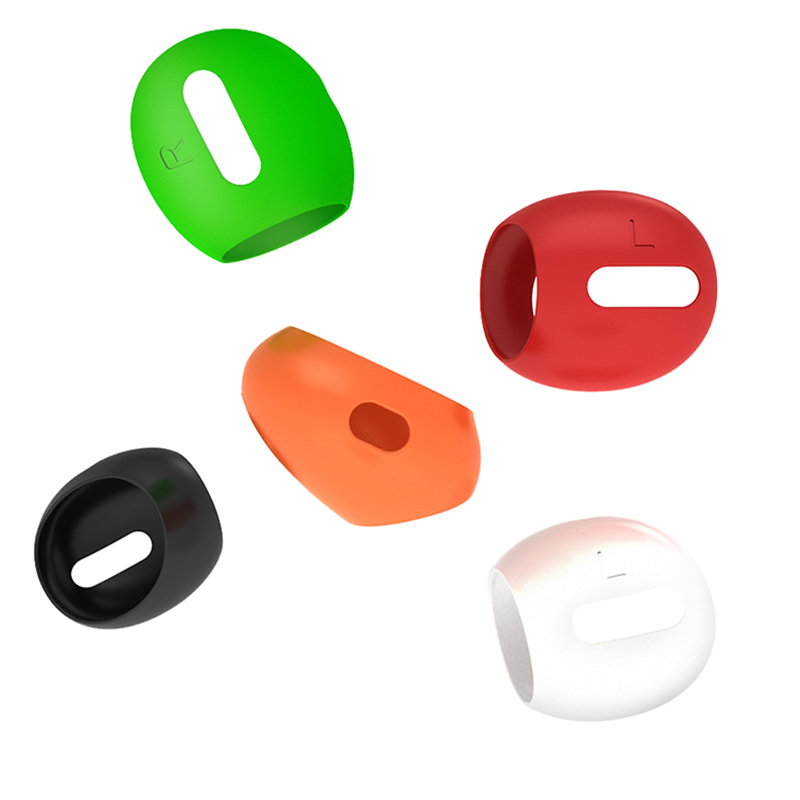 Indexbild 4 - 3X-10PCS-Ohrpolster-fuer-Airpods-Pro-Drahtlose-Bluetooth-OhrhoeRer-Silikon-Oh-T1U4