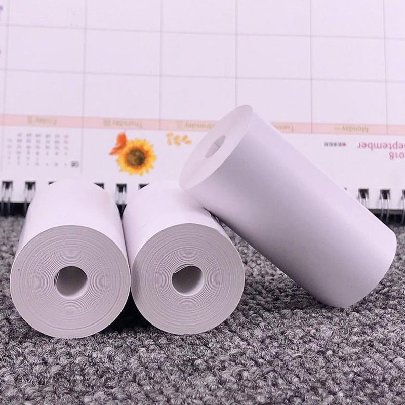 miniature 3 - 10 Rouleaux de Papier Thermique Caisse Enregistreuse POS ReçUs Papiers 57X3 N2Z9