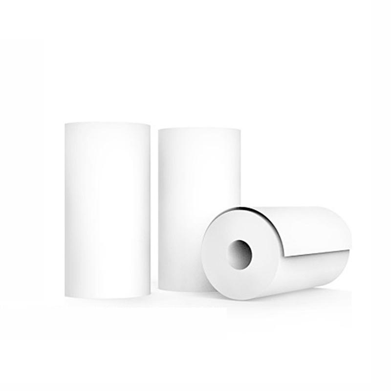 miniature 7 - 10 Rouleaux de Papier Thermique Caisse Enregistreuse POS ReçUs Papiers 57X3 N2Z9