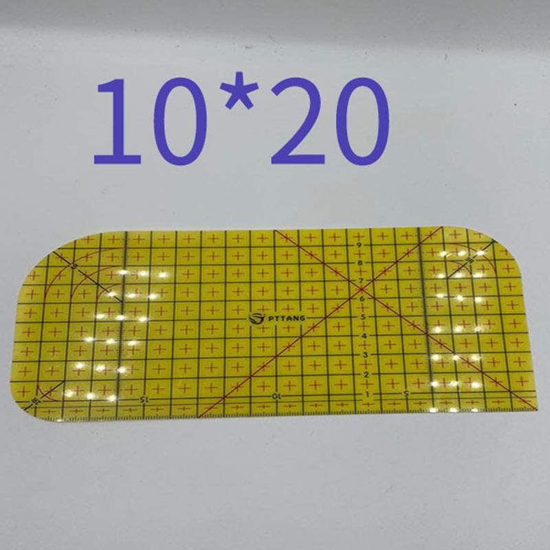 2Pcs-Set-Ironing-Measuring-Ruler-Patchwork-Sewing-Tools-for-Clothing-Making-C9L7 thumbnail 8