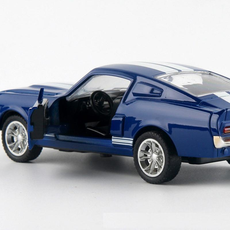 MassStab-1-32-GT1967-GT500-Legierung-Auto-Spielzeug-Modell-Kinderspielzeug-A-J9M9 Indexbild 8