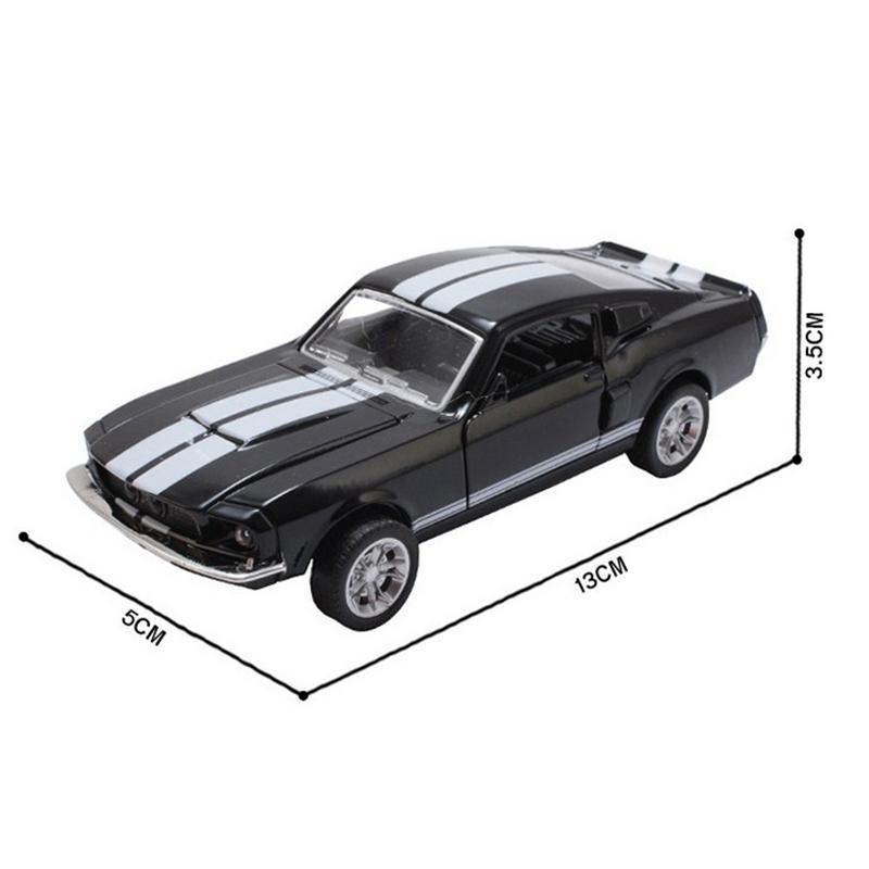 MassStab-1-32-GT1967-GT500-Legierung-Auto-Spielzeug-Modell-Kinderspielzeug-A-J9M9 Indexbild 13