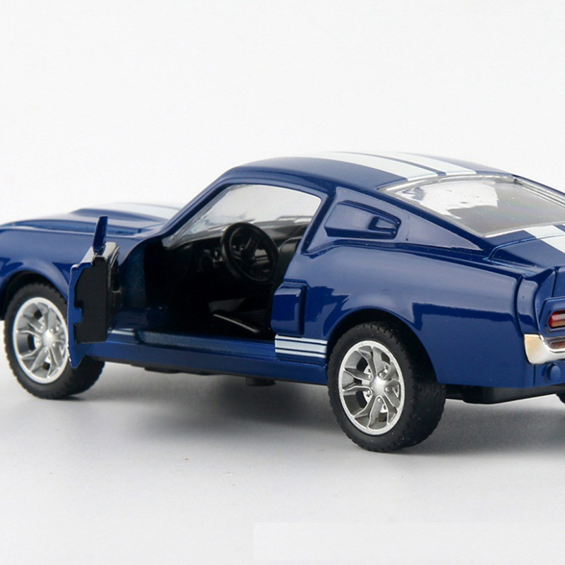 MassStab-1-32-GT1967-GT500-Legierung-Auto-Spielzeug-Modell-Kinderspielzeug-A-J9M9 Indexbild 24