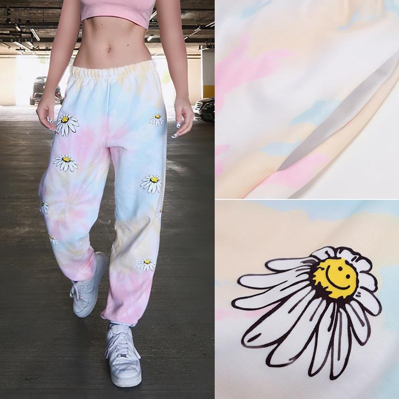 Antalones De Entrenamiento Pantalones Flojos Rectos Sueltos Para Mujer D9x6panta Ebay