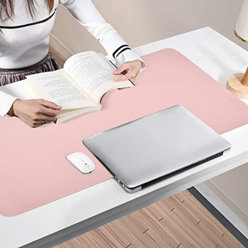Desk Pad Mouse Pad Double Sided - Singapore Dream