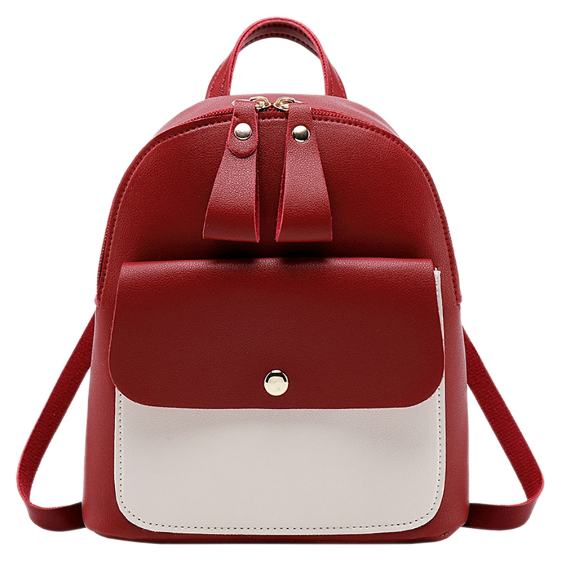 Fashion-Women-039-S-Backpack-Mini-Multifunctional-Small-Backpack-Women-039-S-ShouldZ9M1 thumbnail 13