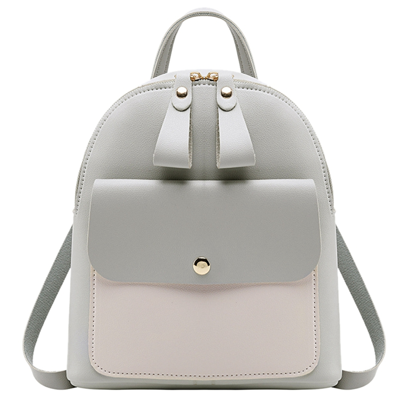 Fashion-Women-039-S-Backpack-Mini-Multifunctional-Small-Backpack-Women-039-S-ShouldZ9M1 thumbnail 34