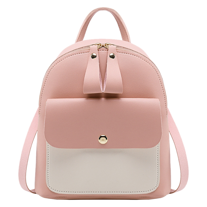 Fashion-Women-039-S-Backpack-Mini-Multifunctional-Small-Backpack-Women-039-S-ShouldZ9M1 thumbnail 43