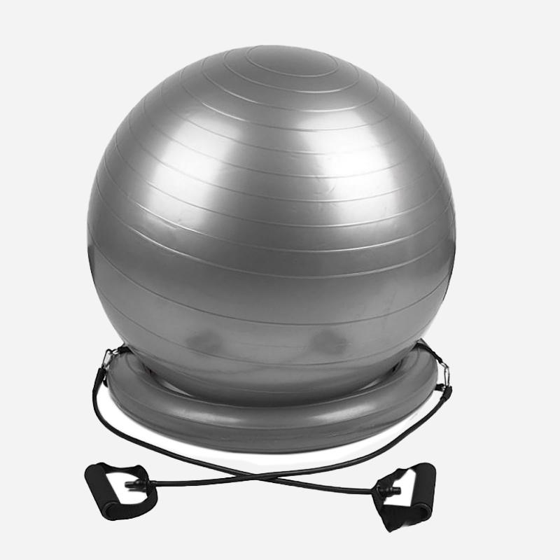 Yoga Ball Base 42CM Balance Ring Base StabilitäT ÜBungsball Base für Fitnes F5L3