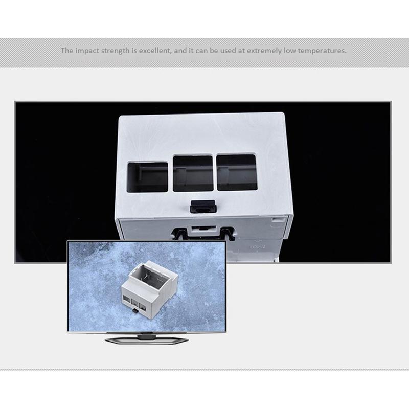 thumbnail 3 - Electrical-Box-for-Raspberry-Pi-4-Rubber-3B-3-Generation-B-Type-4-W2Y5
