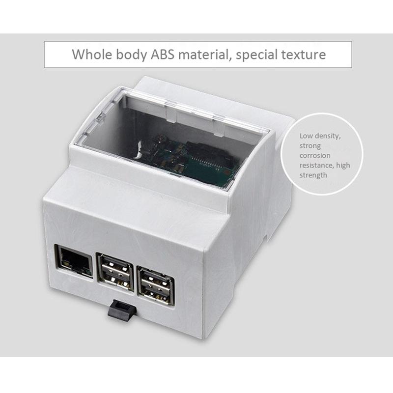 thumbnail 4 - Electrical-Box-for-Raspberry-Pi-4-Rubber-3B-3-Generation-B-Type-4-W2Y5